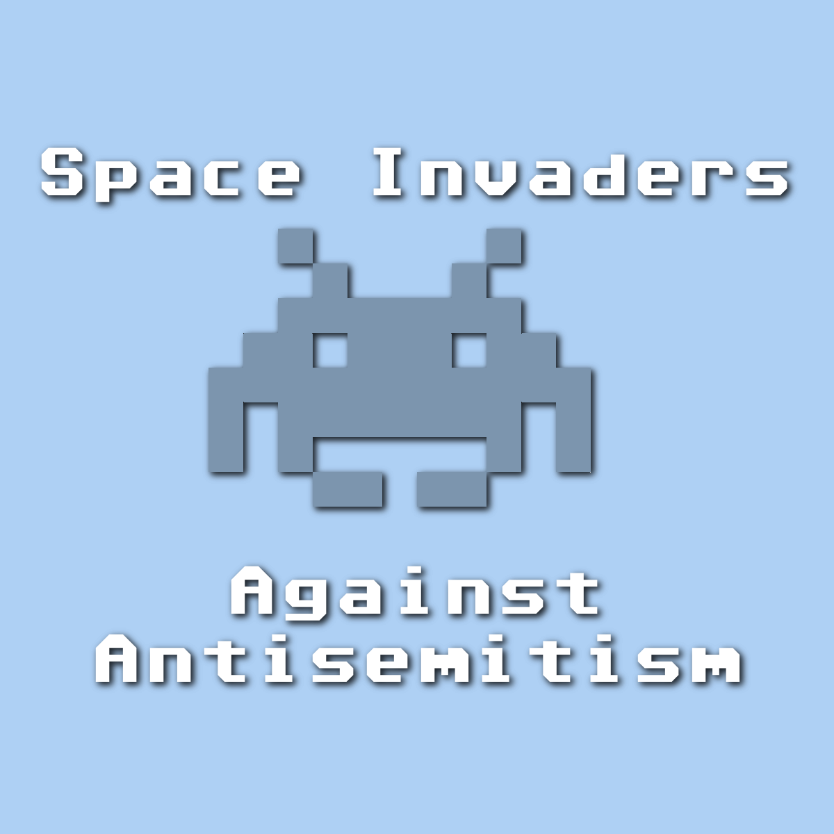 Space Invaders Against Antisemitism