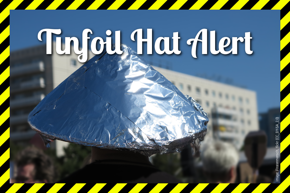 Tinfoil Hat Alert: Obamaphones and Child Soldiers